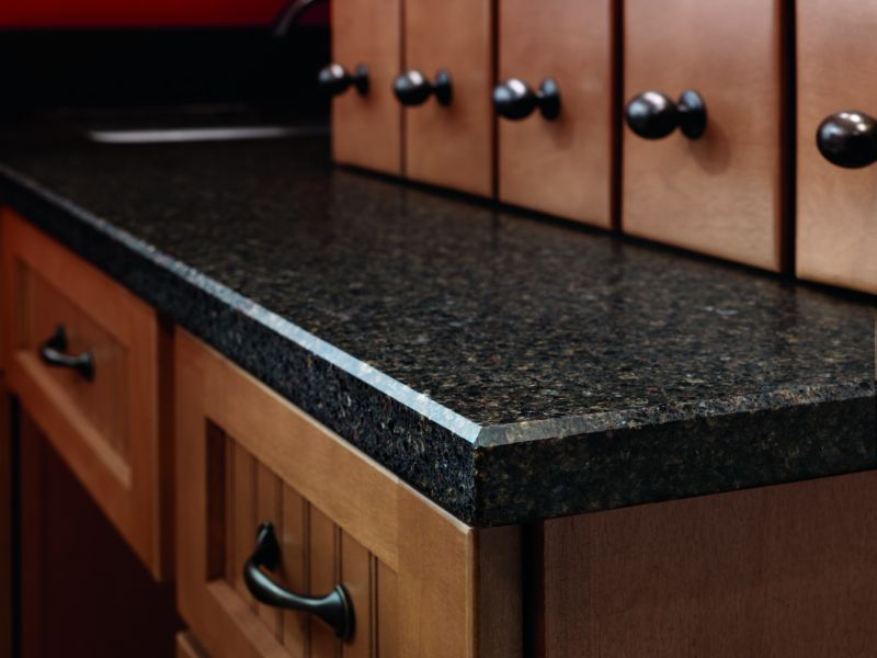 Kitchen Countertops Edge Types