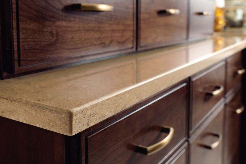 Countertop Eased Edge Profile : very common edge is the eased edge sometimes called a straight edge ...