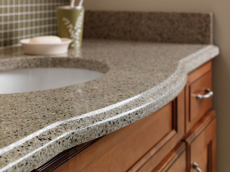 how to cut a hole in quartz countertop