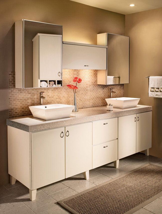 Bathroom Ideas Bathroom Design Bathroom Vanities - Modern kitchen and bathroom designs