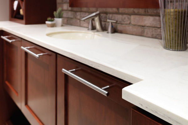 Countertop Edge Type