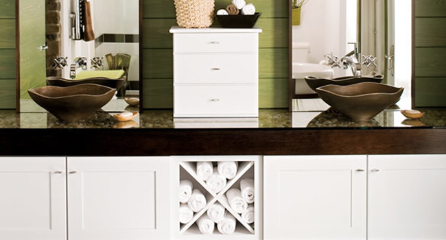Merillat Bathroom Cabinets