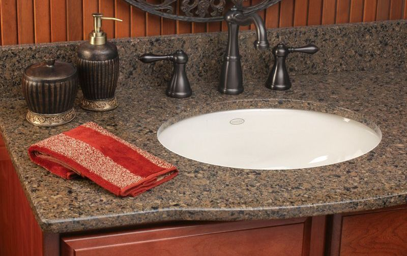 There Are Three Main Types Of Finishes For Granite Countertops Polished Honed And Brushed