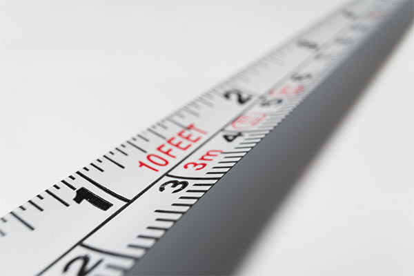 Kitchen Bathroom Remodel Measure
