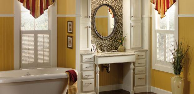 Merillat Bathroom Vanities Bathroom Cabinets MBS Interiors
