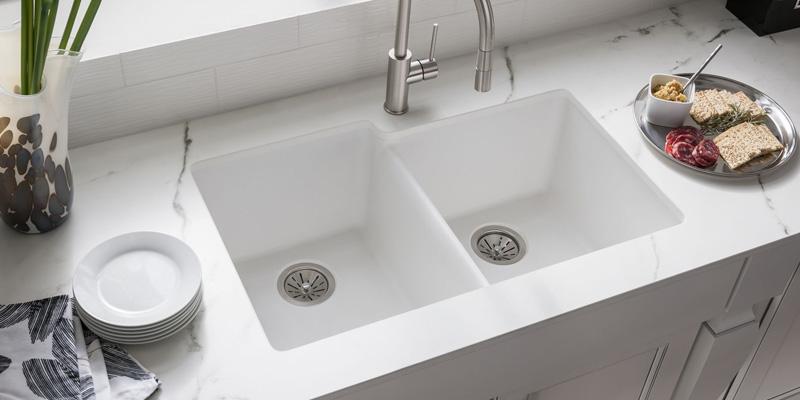 Elkay faucets sinks