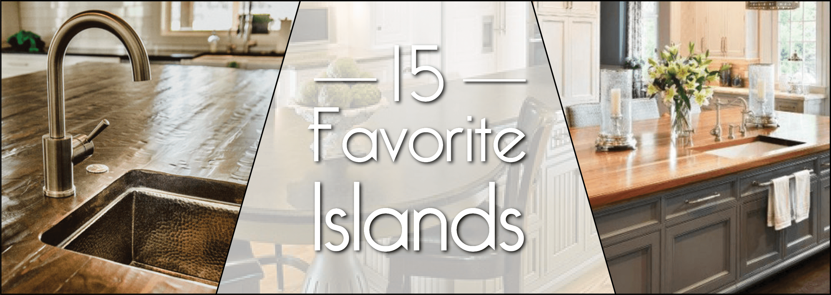 Our Top 15 Favorite Islands