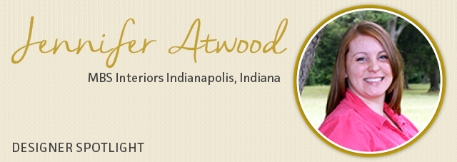 Jennifer Atwood MBS Interiors Kitchen and Bath Designer at our Indianapolis location