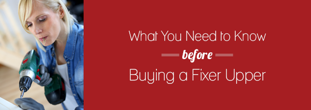 What you need to know before buying a fixer upper - Buying a fixer upper ...