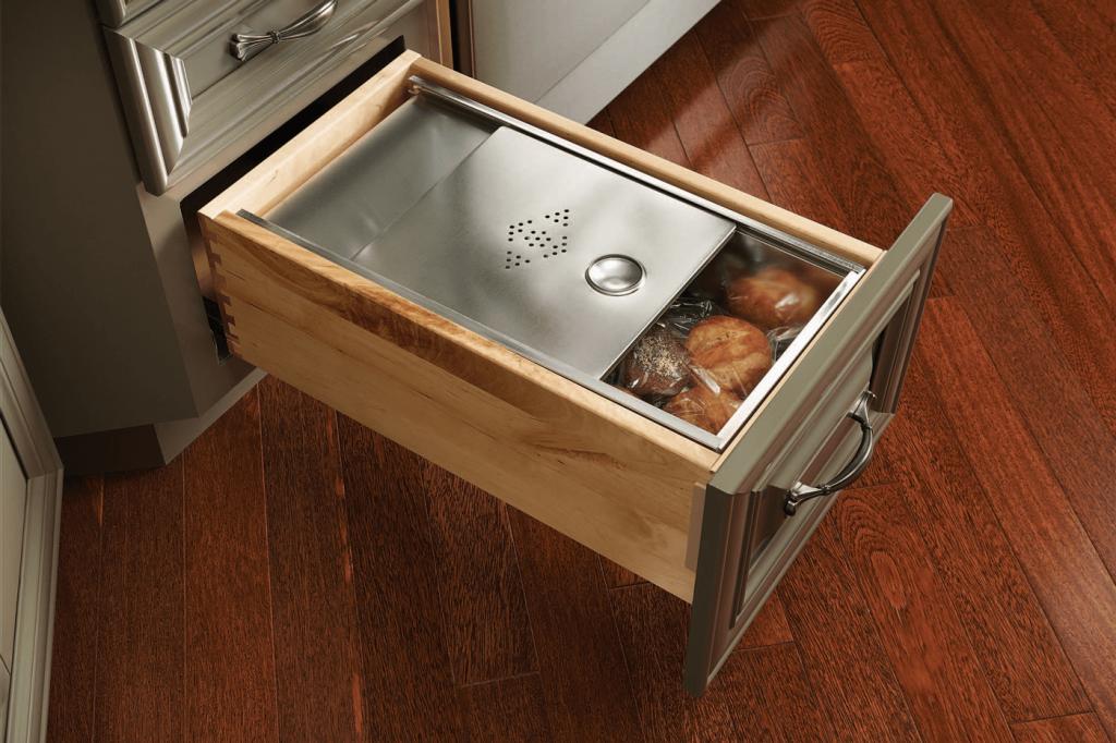 Bread Box from KraftMaid
