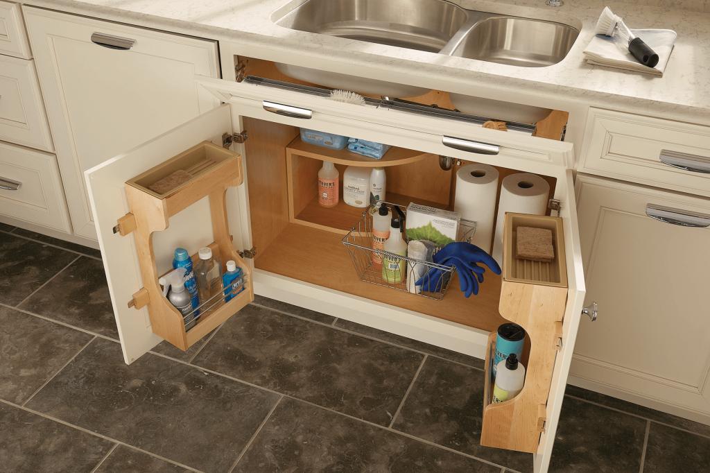 Kraftmaid Sink Base Multi-Storage Cabinet