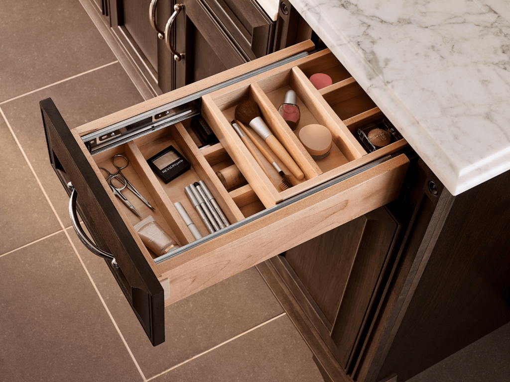 9 Ways To Organize Your Kitchen, Bath, And Bar With