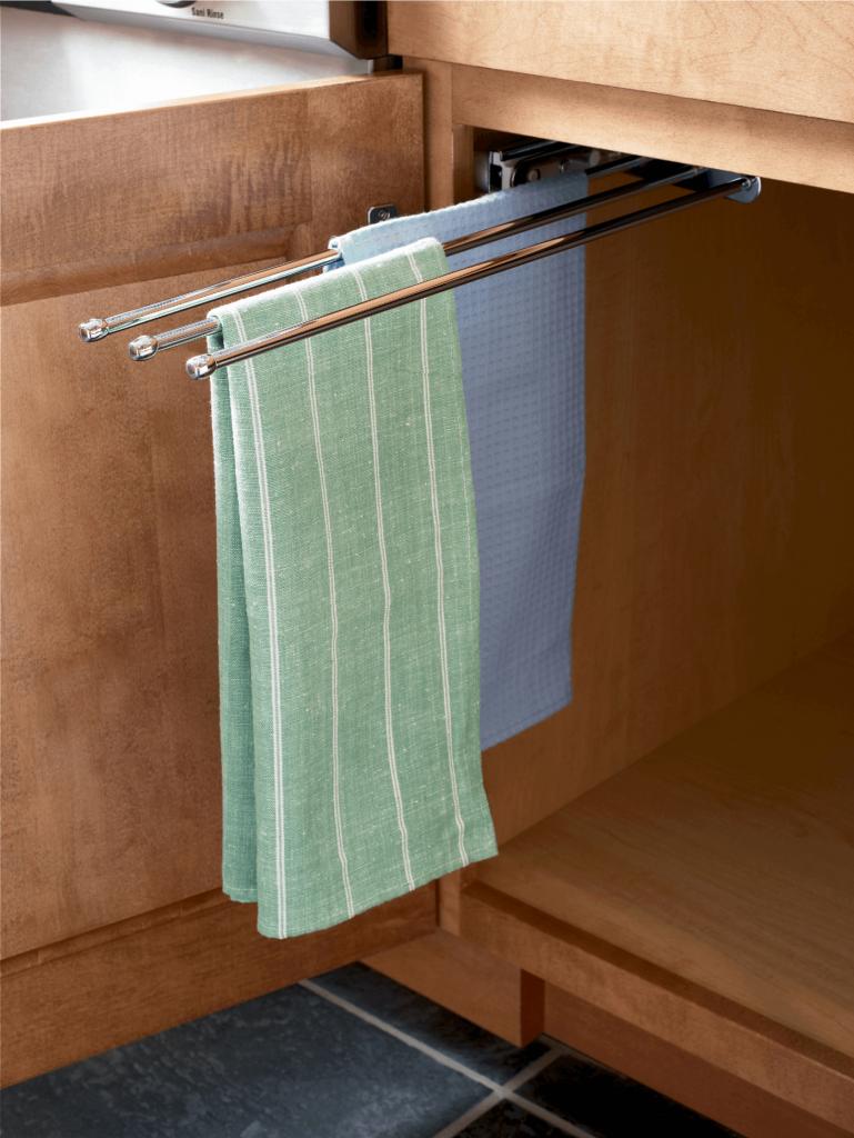 Kraftmaid Sliding Towel Bar