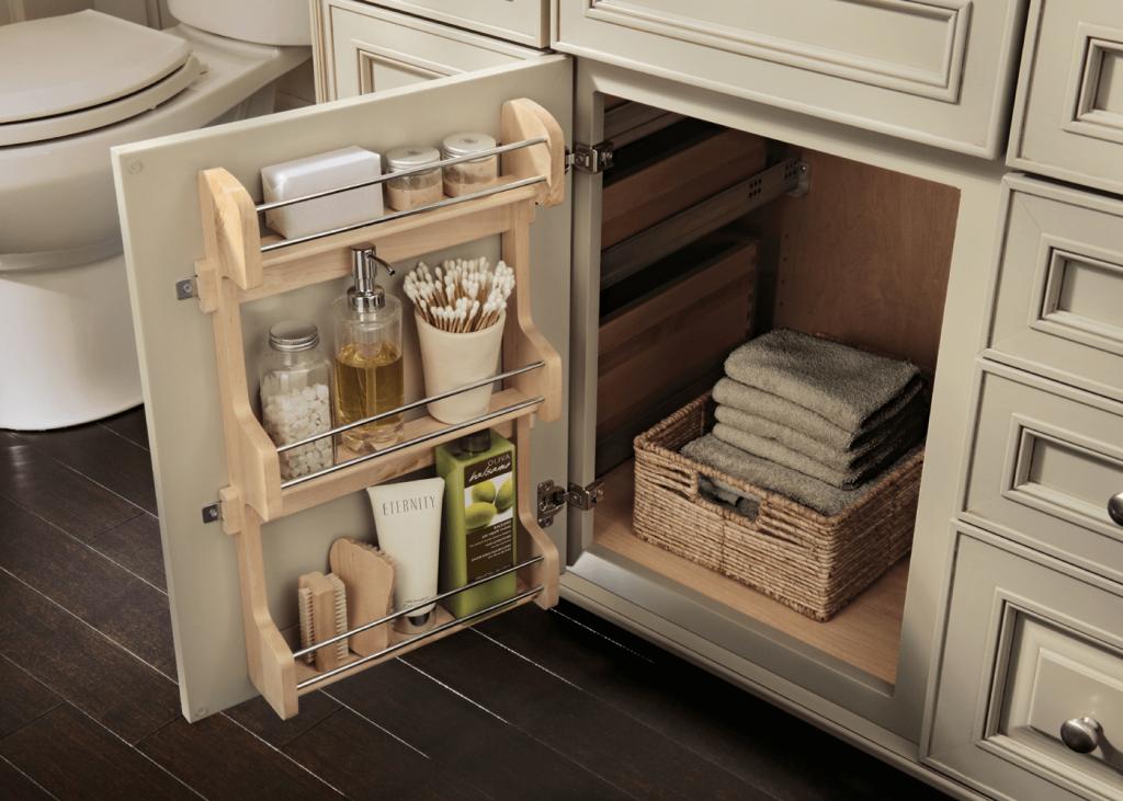 KraftMaid Vanity Storage Rack Kit