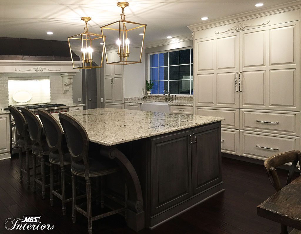 Luxurious French Country Kitchen
