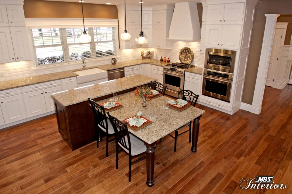 riverview traditional kitchen