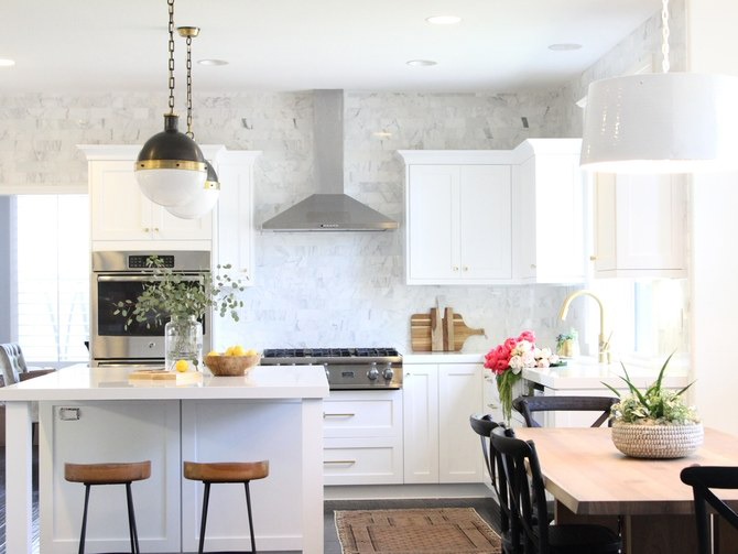Kitchen Pendants To Inspire Your Remodel MBS Interiors - Black kitchen pendants