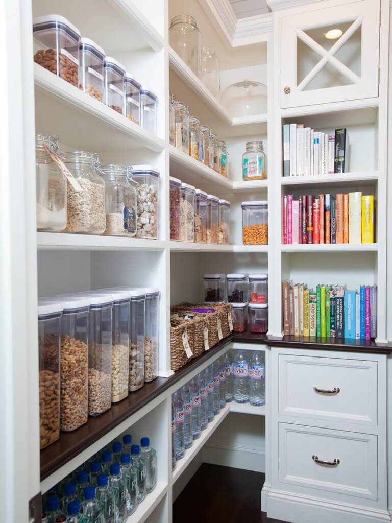 Trends We Love: Picture Perfect Pantries
