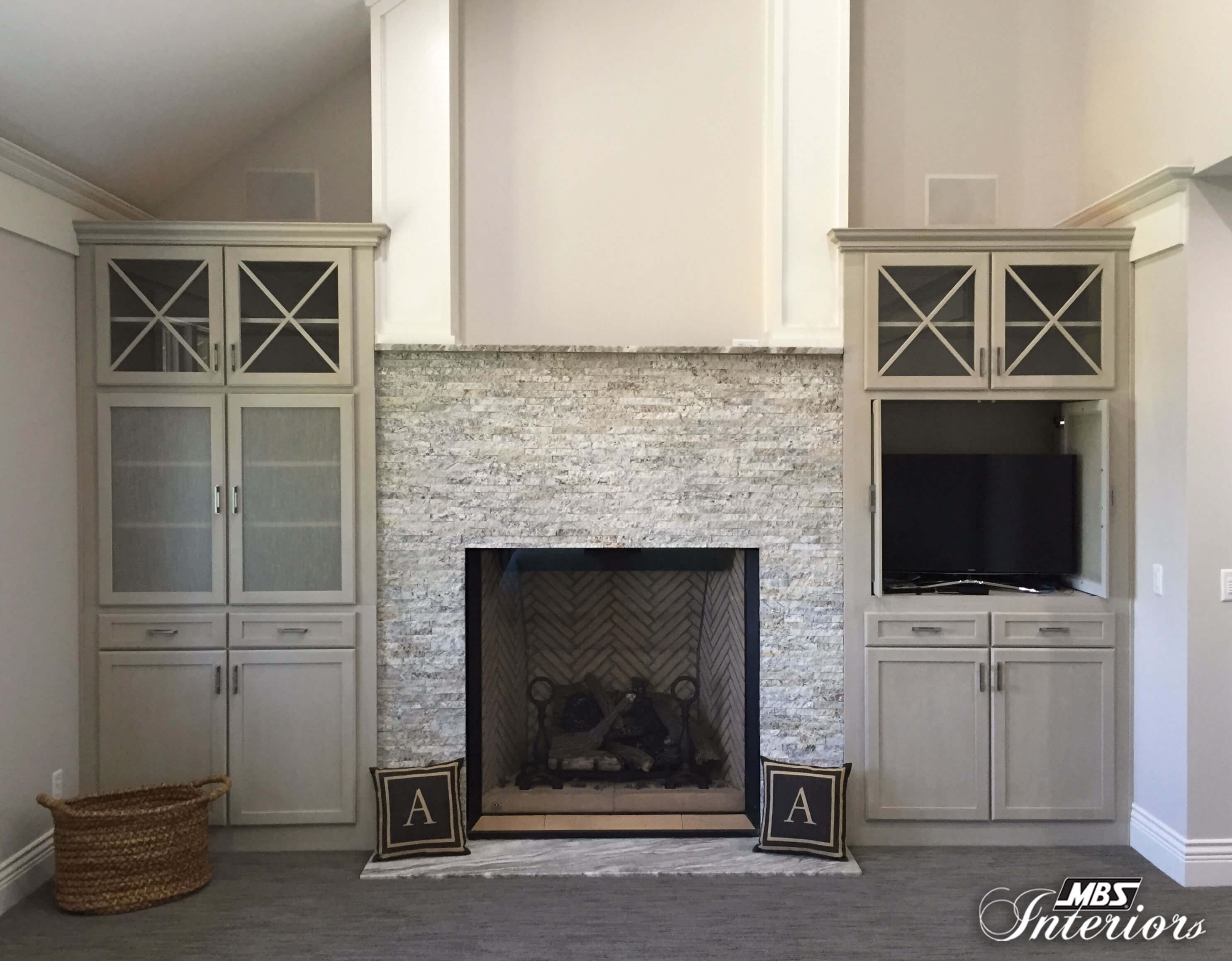 Get Cozy With Our Favorite Fireplaces