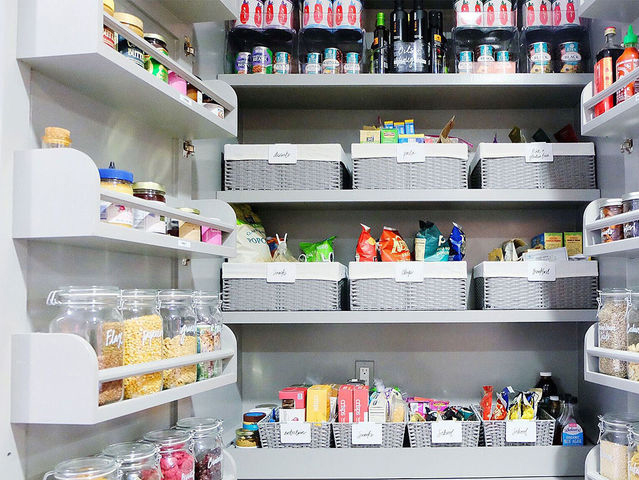 Make your home pinterest perfect with these tips mbs for Perfect kitchen organization