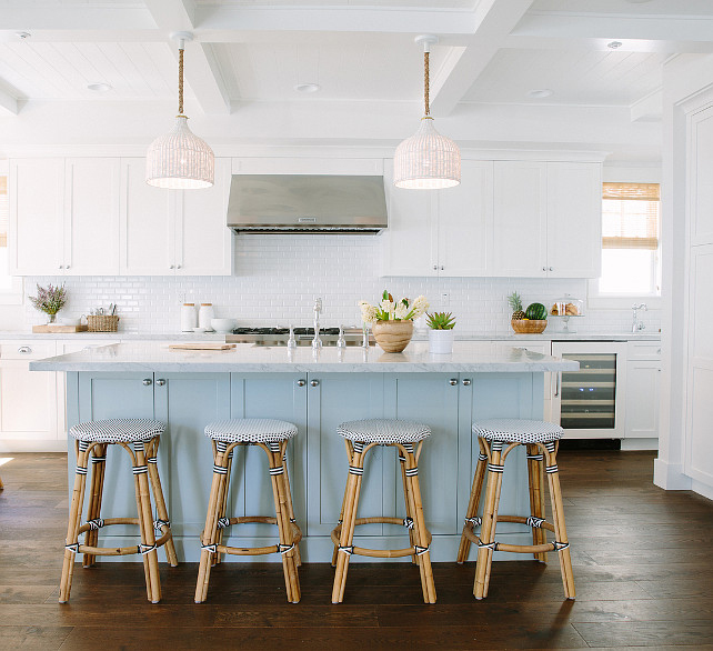 How to Create a Warm and Welcoming White Kitchen