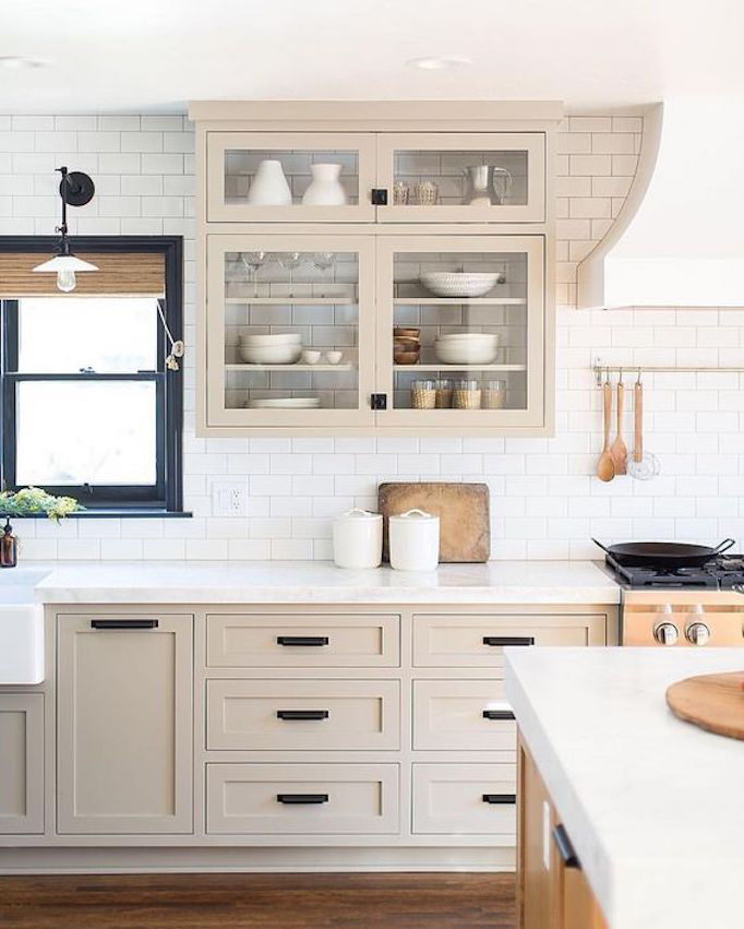 Over White Kitchens Check Out These Colorful Cabinets Mbs Interiors
