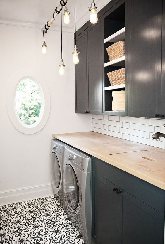 6 Laundry Rooms We Love