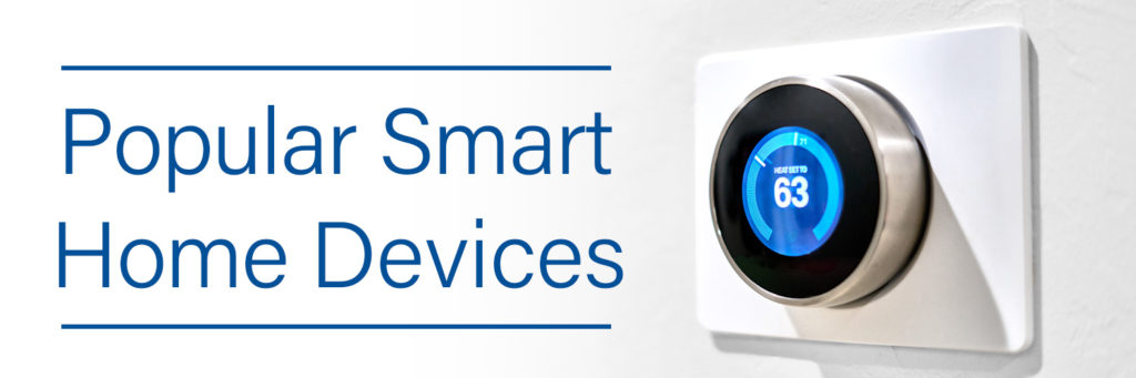 Popular Smart Home Devices