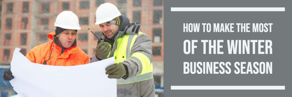 How to Make the Most of the Winter Business Season